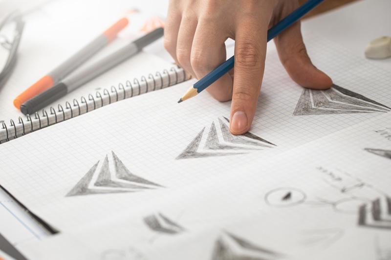 graphiste freelance logo